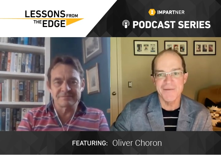 Lessons From The Edge with Olivier